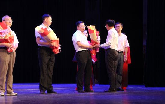 首个科技工作者日,叶宏宇总工程师受表彰